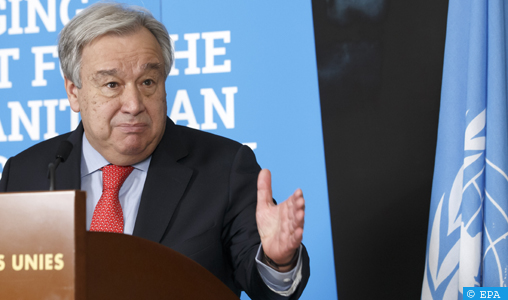 Le SG de l'ONU condamne les attaques terroristes du Kenya et de Somalie