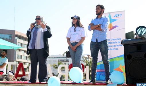 Le Collectif Autisme Maroc célèbre à Rabat la Journée mondiale de sensibilisation à l'autisme