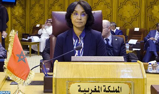 Le Maroc est résolument engagé dans toutes les initiatives visant le soutien d'Al Qods et la préservation de son cachet religieux et civilisationnel