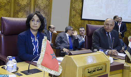 Début au Caire de la réunion d'urgence des ministres arabes des AE sur les derniers développements de la cause palestinienne avec la participation du Maroc