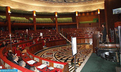 La Chambre des conseillers adopte deux projets de loi relatifs aux sociétés et à l'amélioration du climat des affaires au Maroc