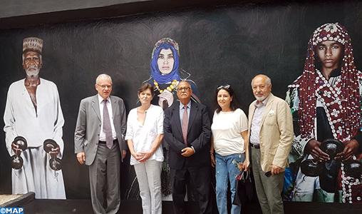 """Vernissage à La Havane de l'exposition """"Les Marocains"""" de feue Leila Alaoui"""