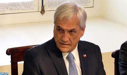 COP25 au Chili : le président Sebastián Piñera met en garde contre les méfaits du réchauffement climatique et ses ravages sur la planète