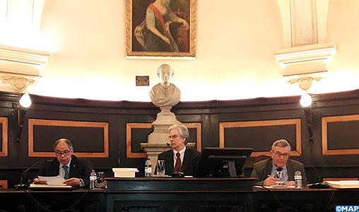 La migration est devenue une question centrale des agendas mondiaux pour le développement durable (M. Guerraoui)