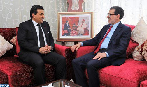 Le chef du gouvernement et le procureur général du Qatar soulignent la qualité des relations d'amitié entre Rabat et Doha