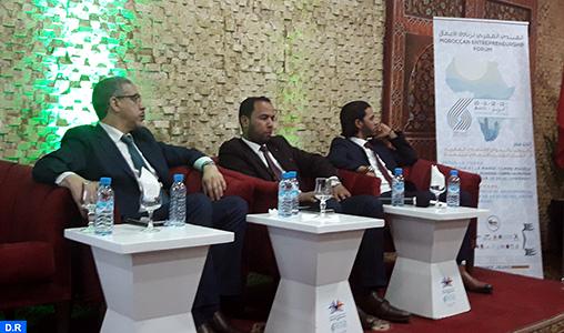 Ouarzazate: Les trois meilleures idées de projet entrepreneurial primées à la clôture du 6ème Forum marocain de l'entrepreneuriat