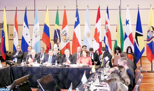 Le Groupe de Lima se penche à Santiago du Chili sur une solution pacifique et démocratique de la crise vénézuélienne