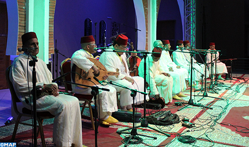 Rissani : Coup d'envoi de la 25ème édition du festival de Sijilmassa du malhoun