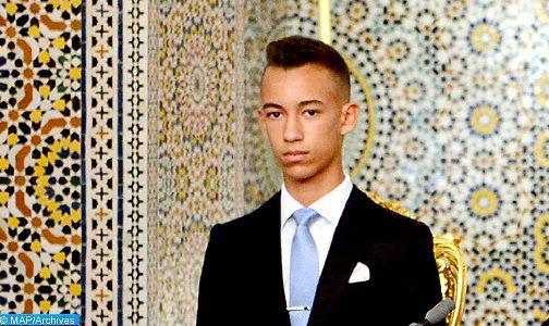 Le 16è anniversaire de SAR le Prince Héritier Moulay El Hassan, illustration de l'attachement indéfectible du peuple marocain au Glorieux Trône Alaouite