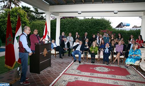 Soirée artistique à Rabat pour célébrer les relations historiques maroco-libanaises