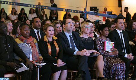 Ouverture à Tunis du 2è Forum mondial sur l'égalité de genre avec la participation du Maroc