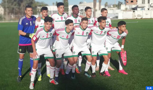 Tournoi UNAF U18 : La sélection nationale remporte le titre