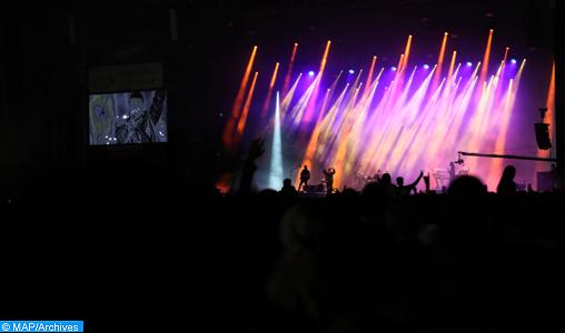 Festival Mawazine-Rythmes du Monde: la scène de Salé, lieu de rencontre des férus de la musique marocaine