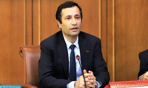 M. Benchaâboun se réunit à Washington avec la DG du FMI