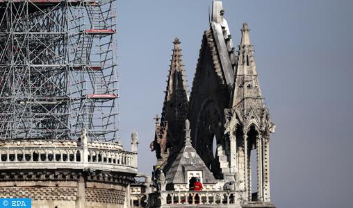 Les députés français adoptent le projet de loi sur la restauration de la cathédrale Notre-Dame de Paris