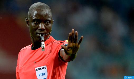 Ligue des champions: Bakary Gassama officiera la finale retour entre le Wydad et l'Espérance
