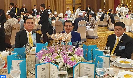 Le Maroc à l'honneur lors d'un Iftar offert par le Premier Ministre thaïlandais à Bangkok