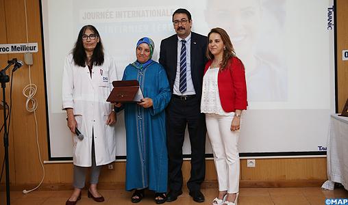 Casablanca: le CHU Ibn Rochd célèbre la Journée internationale de l'infirmier