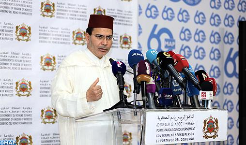 Conseil de gouvernement : Adoption du projet de décret portant statut des fonctionnaires de la sûreté nationale