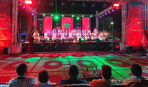 Dakhla : Remise de prix aux lauréats du concours ramadanesque de déclamation et mémorisation du Saint Coran