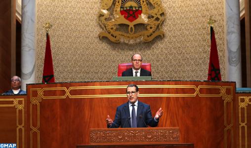 Le gouvernement poursuivra la mise en œuvre des chantiers de réforme visant à moderniser l'administration