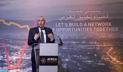 Le Caire: Attijariwafa bank lance le Club Afrique Développement-Egypte