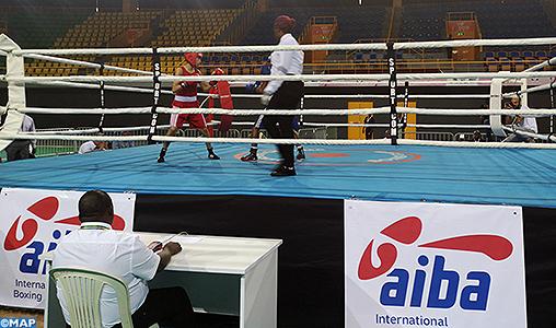 Tournoi international de boxe au Gabon (1ère journée) : la sélection marocaine féminine signe deux victoires