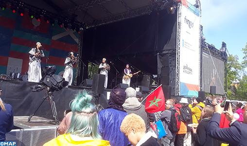 World Village Festival: des Helsinkiens sous l'emprise des airs gnaouis