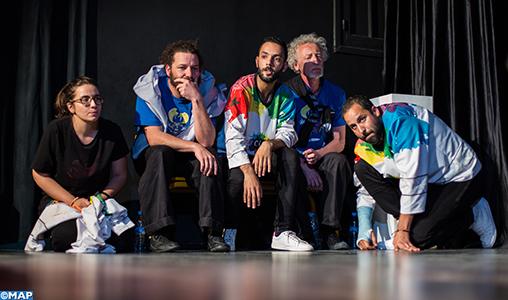 """Kénitra: La compagnie d'improvisation """"Rbatia"""" remporte la 2-ème édition du tournoi international d'improvisation théâtrale"""