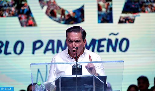 Laurentino Cortizo élu président du Panama