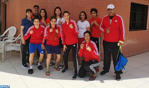 Tournoi international de boxe au Gabon: le Maroc participe avec une sélection féminine très compétitive (directeur technique)