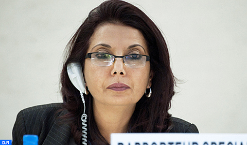Najat Maalla M'jid nommée Représentante spéciale du Secrétaire général de l'ONU sur la violence à l'encontre des enfants