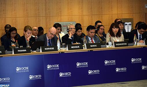 OCDE : Le Maroc prône une approche africaine inclusive et intégrée de la problématique du développement