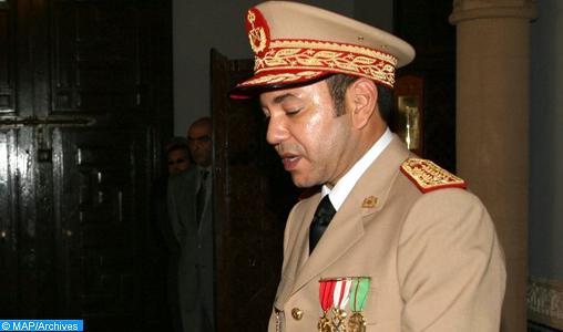 63-ème anniversaire de la création des FAR : SM le Roi adresse un ordre du jour aux Forces Armées Royales