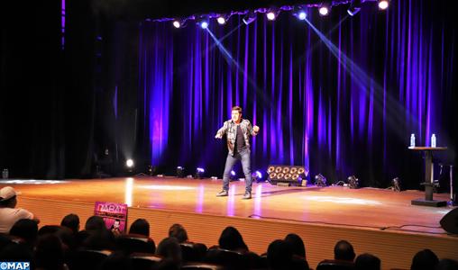 """Rabat: Le spectacle """"Va dormir va"""" ouvre le bal de la 5-ème édition du Festival """"Aji T'hdm"""""""