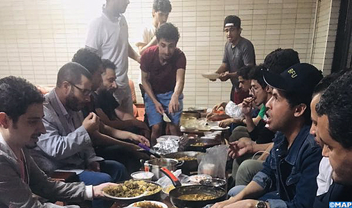 Le ramadan en Chine: des retrouvailles et de la convivialité pour se consoler du mal du pays pour les expatriés musulmans