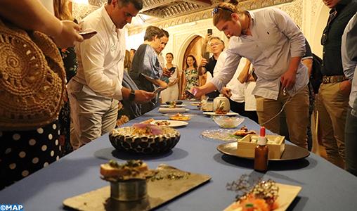 La cuisine marocaine en vedette au concours de cuisine d'auteur à Séville