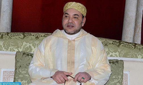 SM le Roi, Amir Al Mouminine, préside ce mardi la deuxième causerie religieuse du mois sacré de Ramadan