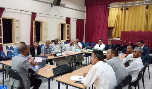 Tinghir : Plaidoyer en faveur de la fédération des efforts pour la préservation du patrimoine architectural de l'oasis de Todgha