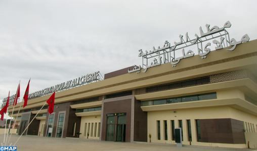 Aéroport Moulay Ali Cherif à Errachidia: Forte hausse de 56,6% du trafic des passagers à fin avril