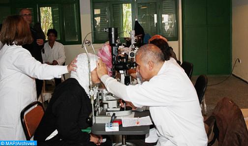 Boulemane : Plus de 1.300 bénéficiaires d'une caravane médicale pluridisciplinaire