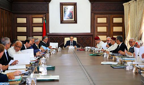 Conseil de gouvernement : Adoption du projet de loi portant approbation de l'accord de coopération commerciale et économique entre le Maroc et la Serbie