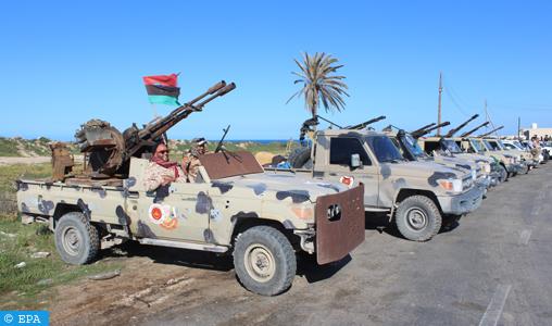 Plus de 450 morts dans des combats à Tripoli (OMS)