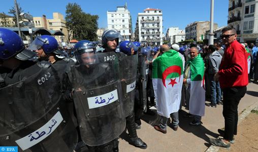 Arrestation de Saïd Bouteflika et de deux généraux