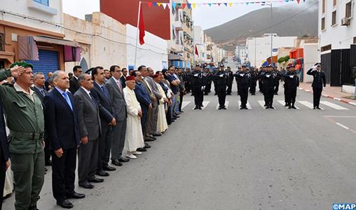 Célébration à Sidi Ifni du 63ème anniversaire de la création de la DGSN