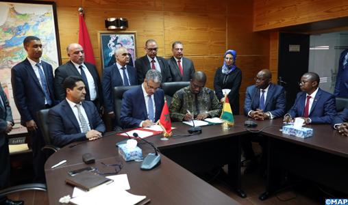Le Maroc et la Guinée veulent doper leur coopération dans le domaine minier