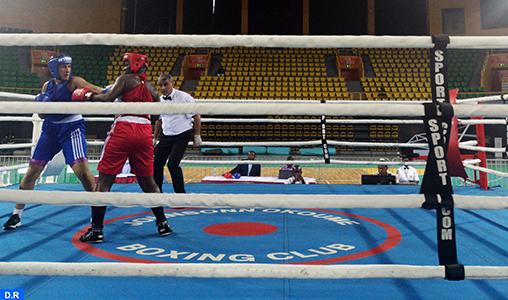Tournoi international de boxe au Gabon : Belle prestation de la sélection marocaine féminine lors de la 2ème journée