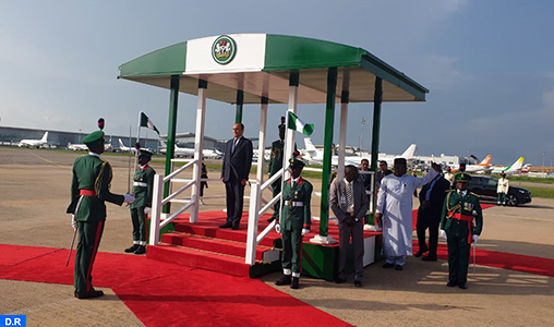 M. El Malki représente SM le Roi à la célébration de la Journée de la démocratie au Nigeria