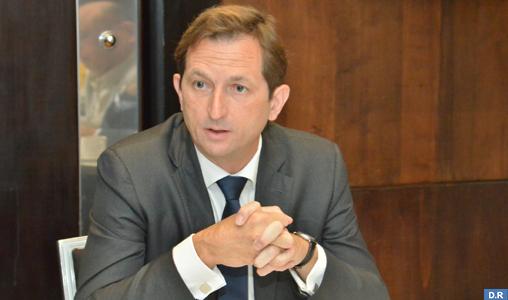 """DG de Suez: """"Le Maroc est une base importante pour nous en Afrique"""""""