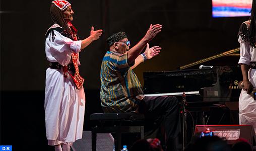 Le 22è Festival Gnaoua et Musiques du Monde d'Essaouira rend hommage à l'amoureux du Maroc, Randy Weston